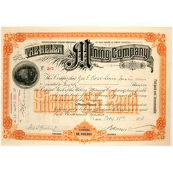 Helen Mining Company Stock  (90536)