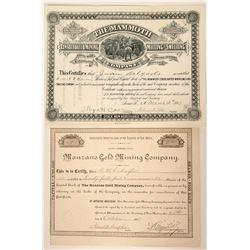 Two New Mexico Mining Stocks  (90548)