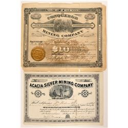 Two New Mexico Mining Stocks  (90554)