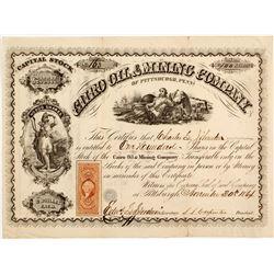 Cairo Oil & Mining Company Stock  (81935)