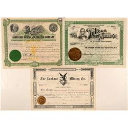 Three Dakota Stocks  (91678)