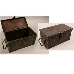 Gold/Silver Bullion Box   (102754)