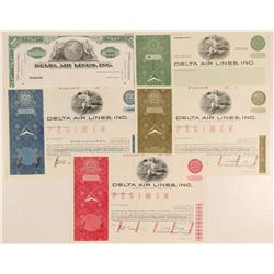 Delta Air Lines, Inc. Specimen Stock Certificates  (102575)
