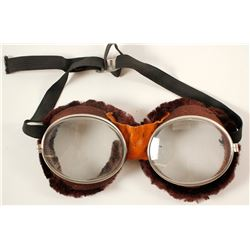 Antique Driving Goggles  (75704)