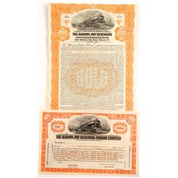 Alabama and Vicksburg Railway Company  (81531)