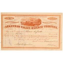 Arkansas Valley Railway Co.  (104810)