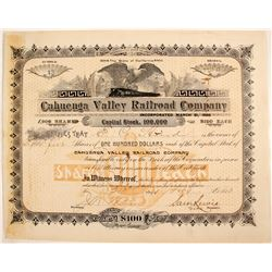 Cahuenga Valley Railroad Company  (82239)