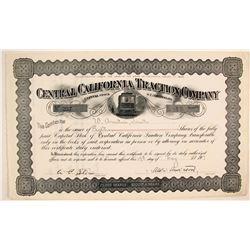 Central California Traction Company  (82226)
