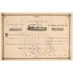 Colorado Midland Railroad Co.  (104846)