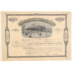 Meigs Elevated Railway Construction Co.  (101390)