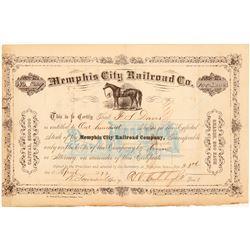 Memphis City Railroad Co  (101393)