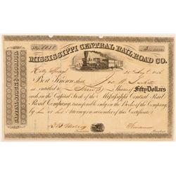 Mississippi Central Railroad  (101340)