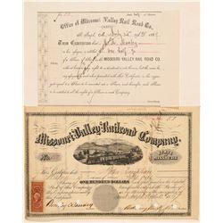 Missouri Valley Railroad Co.  (101343)