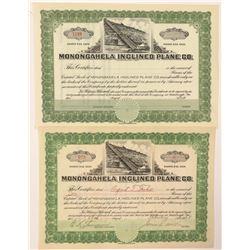 Monongahela Inclined Plane Co (2)  (101244)