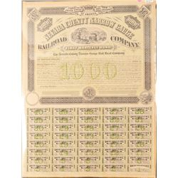 Nevada County Narrow Gauge Railroad Co  (101277)