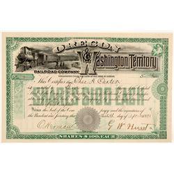 Oregon & Washington Territory Railroad Co.  (102466)