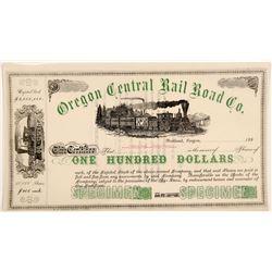 Oregon Central Rail Road Co.  (102455)