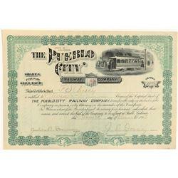 Pueblo City Railway Co.  (104843)