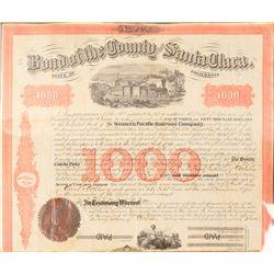 Santa Clara County /The Western Pacific Railroad Co  (101285)