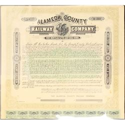 The Alameda County Railway Co  (101282)