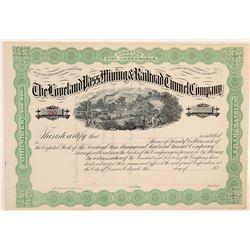 The Loveland Pass Mining & railroad Tunnel Co  (102471)