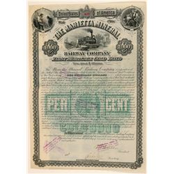 The Marietta Mineral Railway Co.   (101382)