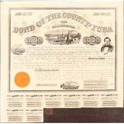 Yuba County /San Francisco and Marysville Railroad Co.  (101291)