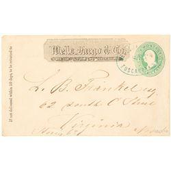 Tuscarora, Wells Fargo Entire  (99116)