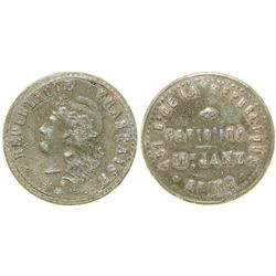 Parisiana Brothel Token  (104052)