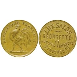 Lux Salon Brothel Token  (104056)