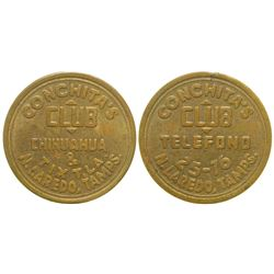 Conchita's Club Brothel Token  (104583)