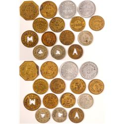 Bar Token Collection  (101690)