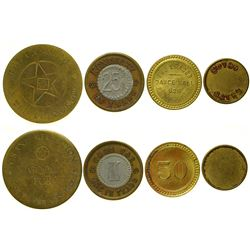 Sutro Baths and Other Tokens  (101694)