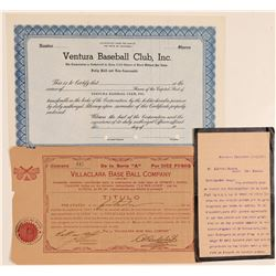 Villaclara Base Ball Company plus Venture Baseball Club  (101412)