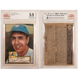 1952 TOPPS Phil Rizzuto Card  (104066)