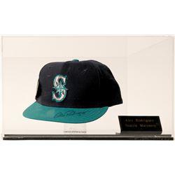 Alex Rodriguez Mariner's ball cap   (100584)