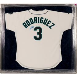 Alex Rodriguez signed Seattle Mariners Jersey  (100261)