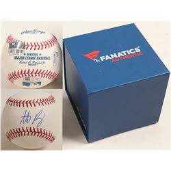 Anthony Rizzo autographed Baseball   (100282)