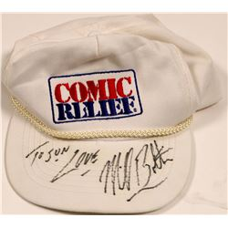 Barry Bonds Owned Hat signed by Michael Bolton  (104111)