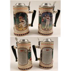 Cal Ripken Jr. beer steins (2)   (100309)