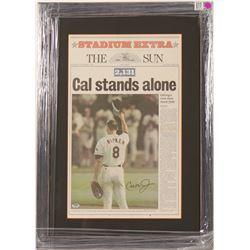 Cal Ripken Jr. Stadium Extra of The Sun Newspaper   (100574)
