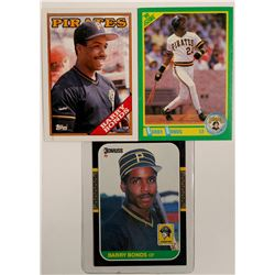 Card Collection Owned By Barry Bonds  (104106)