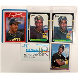 Card Collection Owned By Barry Bonds  (104104)