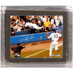 Derek Jeter Diving into the Stands photo  (100569)