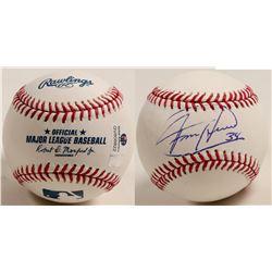 Felix Hernandez Autographed Ball  (100276)