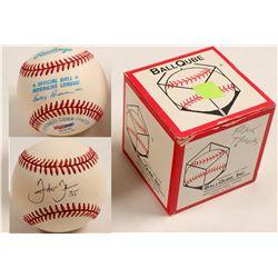 Frank Thomas Autographed Baseball  (100277)