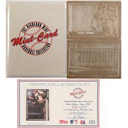 Frank Thomas Silver Mint Ball Card  (100306)