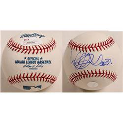 Ichiro Suzuki autographed Baseball  (100299)
