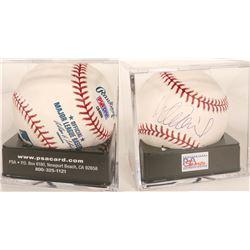 Ichiro Suzuki Autographed Baseball , PSA certificate 9.5 (100289)