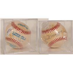 Joe DiMaggio Yankee Clipper Enterprises autographed baseball  (100273)